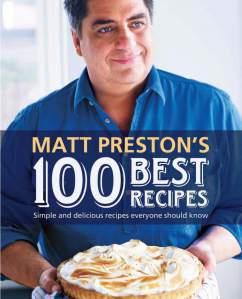 Matt Preston's 100 best recipes cookbook
