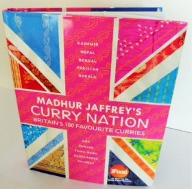 MissFoodFairy's Curry Nation cookbook