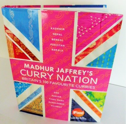 MissFoodFairy's Curry Nation cookbook
