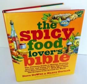 MissFoodFairy's The spicy food lovers bible cookbook