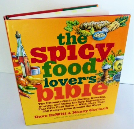MissFoodFairy's The spicy food lovers bible cookbook