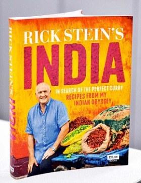 Rick Stein's India cookbook