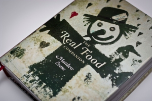 The real food companion cookbook