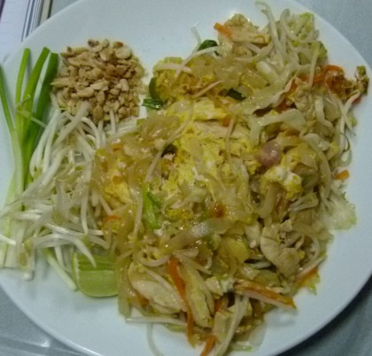 Chicken Pad Thai 2
