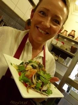 MissFoodFairy's Thai cooking class - Elizabeth