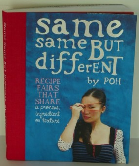 MissFoodFairy's SamesamebutDifferent cookbook
