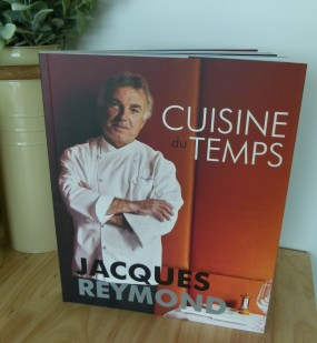 MissFoodFairy's Cuisine du Temps cookbook