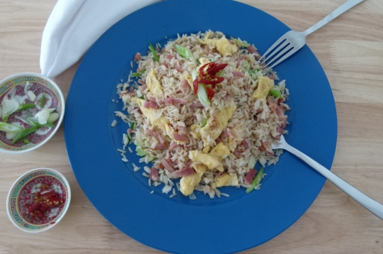 MissFoodFairy's fried rice Kylie style #2