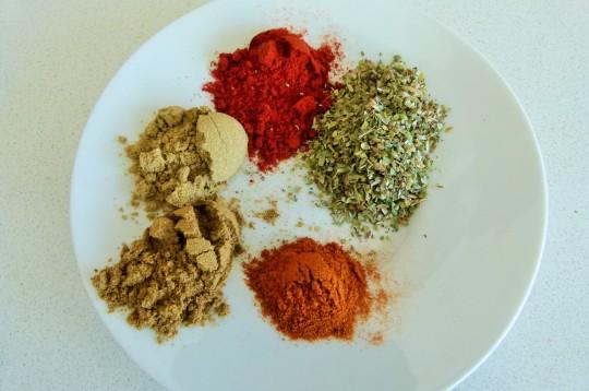 MissFoodFairy's beef pot pies spices ingredients