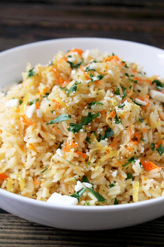 Greek Rice Pilaf (2)