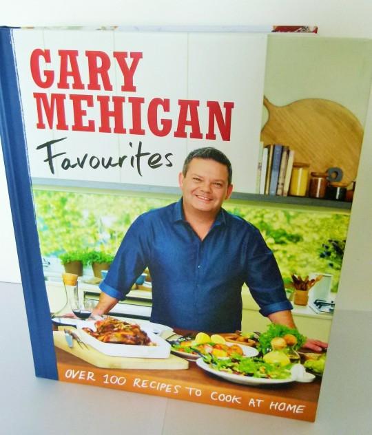 MissFoodFairy's new Gary Mehigan cookbook