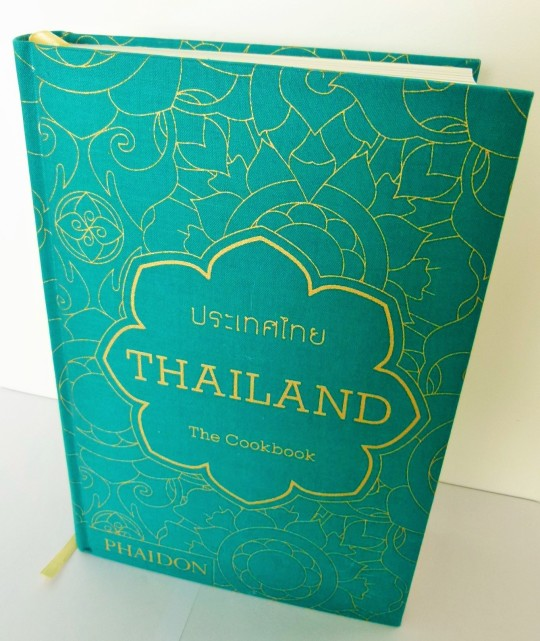 MissFoodFairy's new Thailand cookbook