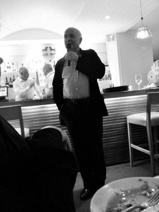 MissFoodFairy's Rick Stein at Bannisters #4