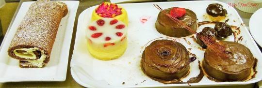 MissFoodFairy's desserts