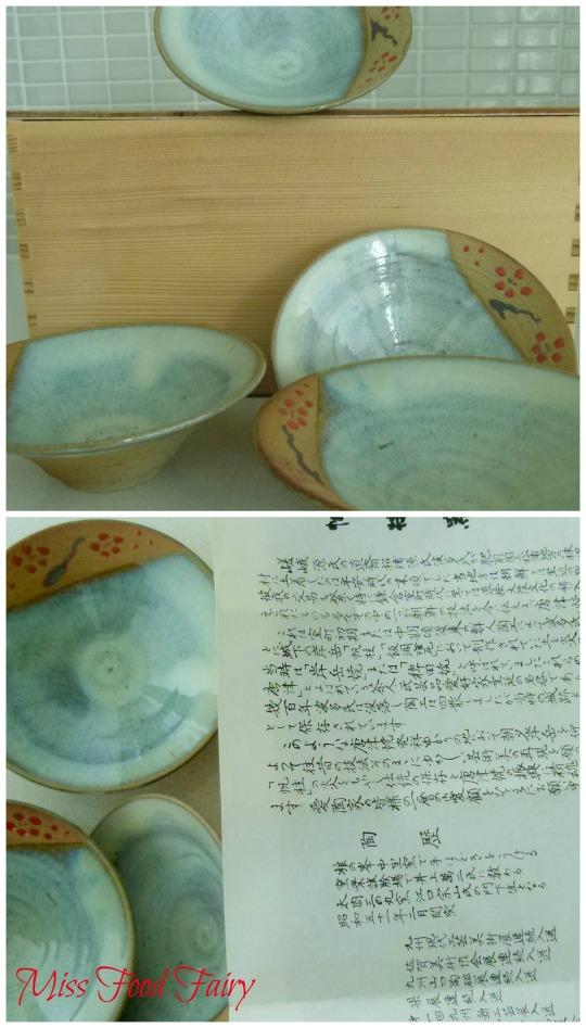 MissFoodFairy's Japanese bowls