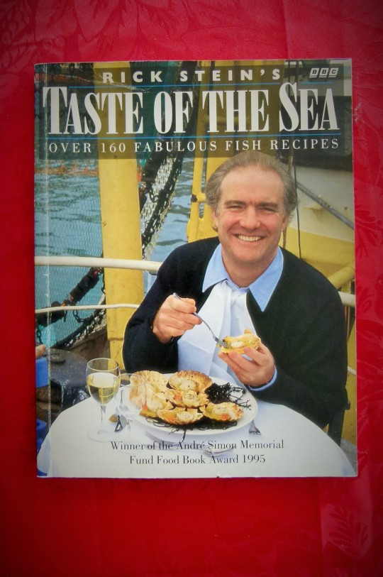 MissFoodFairy's Rick Stein's Taste of the Sea cookbook
