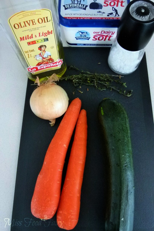 a.MissFoodFairy's sausage roll veggie ingredients