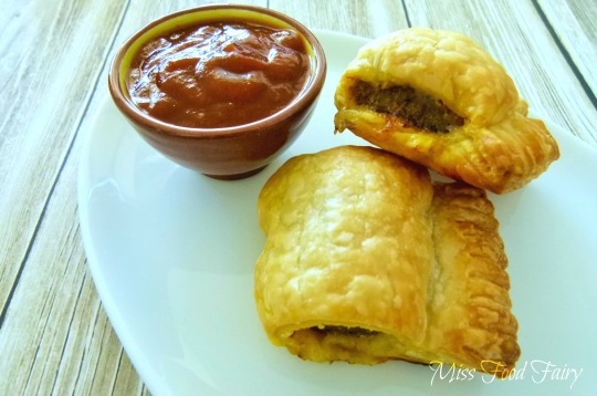 a.MissFoodFairy's sausage rolls #6