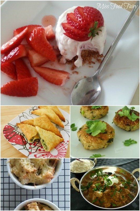 MissFoodFairy's TOP5 2014 recipes