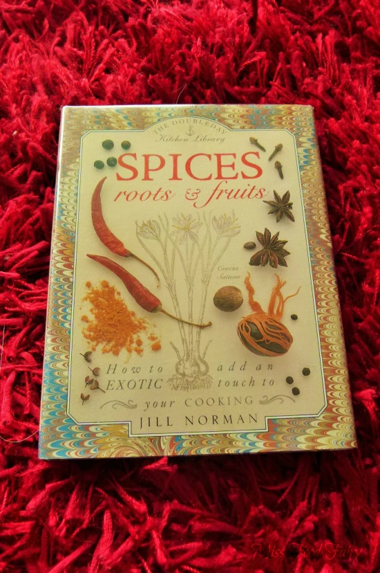 a.MissFoodFairy's Spice reference book