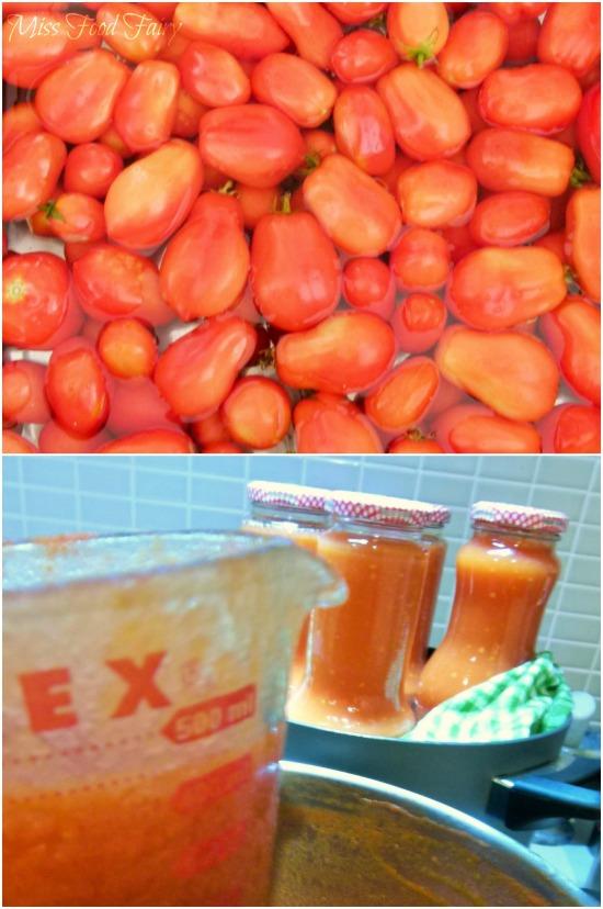 a.MissFoodFairy's tomato passata