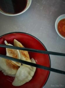 a.Miss Food Fairys pork & prawn potstickers #4