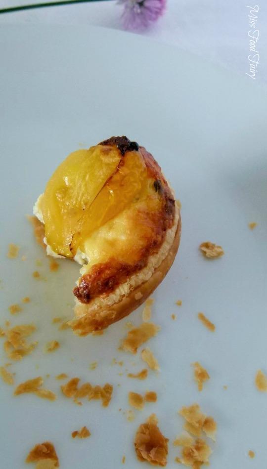 a.MissFoodFairy's ricotta& cherrytomato mini tart #6