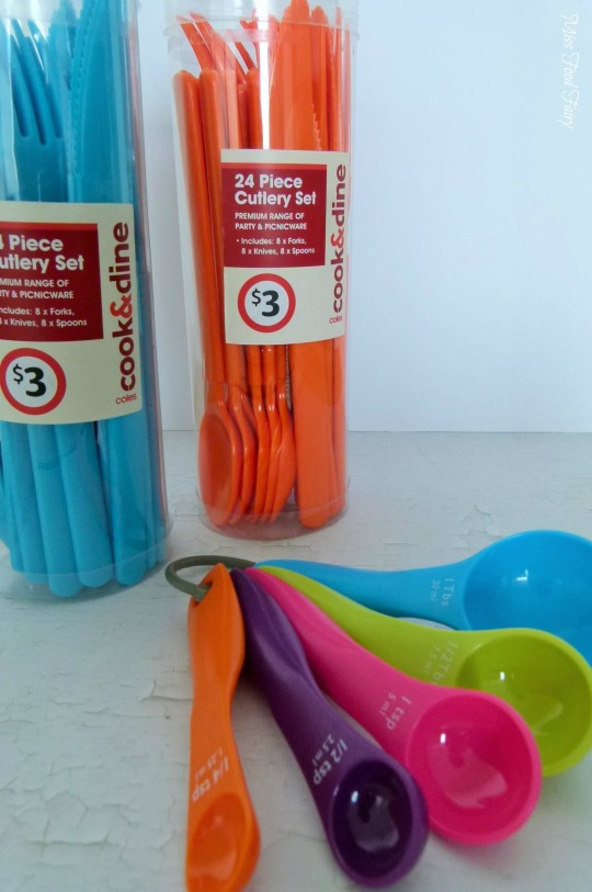 a.MissFoodFairys colourful utensils