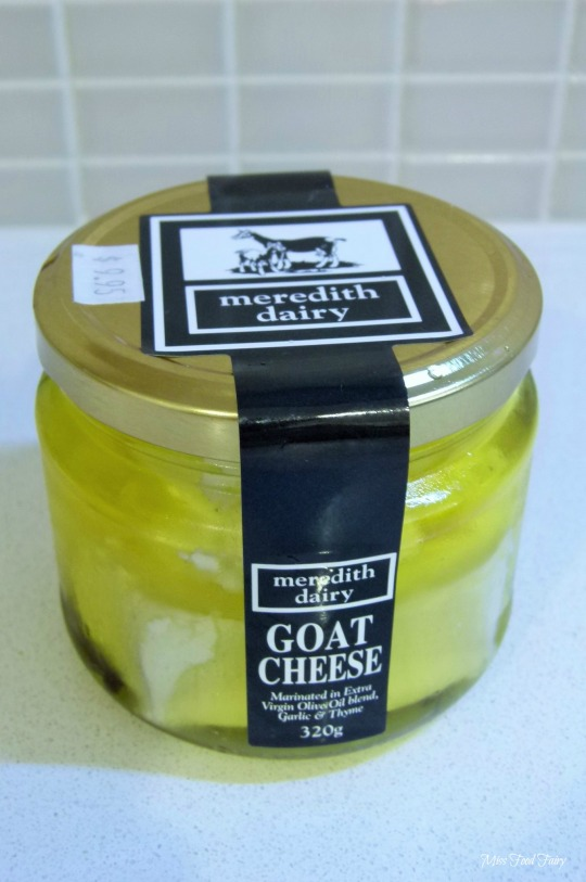 a.MissFoodFairys best ever goats cheese