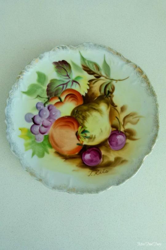 Nanna's plate #IMK @MissFoodFairy