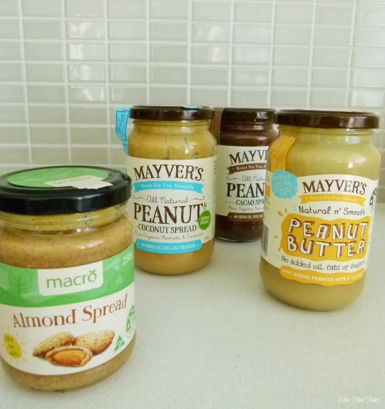 Sugar-free, no added nasties peanut butters & spread, using Australian peanuts & made in Australia - delicious!