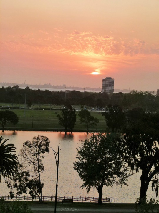 @MissFoodFairy #IMK NOV15 #balconyview #sunset