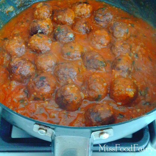 Meatballs are so versatile