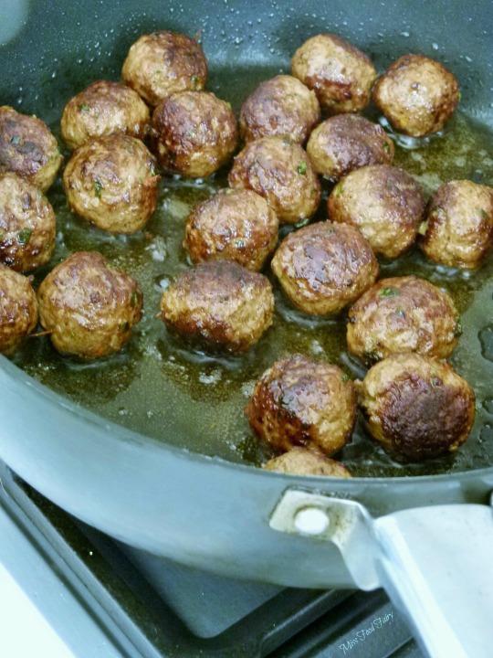 @MissFoodFairy Meatballs - for meatball subs #2