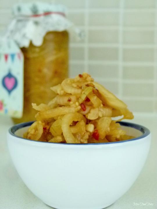 Korean pickled onions #3 @MissFoodFairy