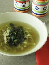 Healing chicken noodle soup #1 @MissFoodFairy