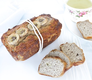 banana-bread-gluten-free-paleo by LiveLoveNourish