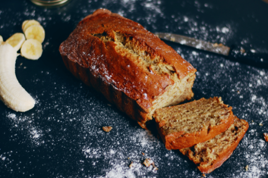 Go to banana bread - TheButterHalf