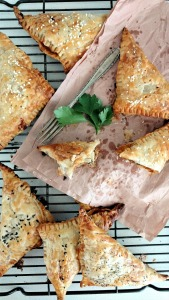 Spicy Bulgogi pulled pork pasties | Miss Food Fairy