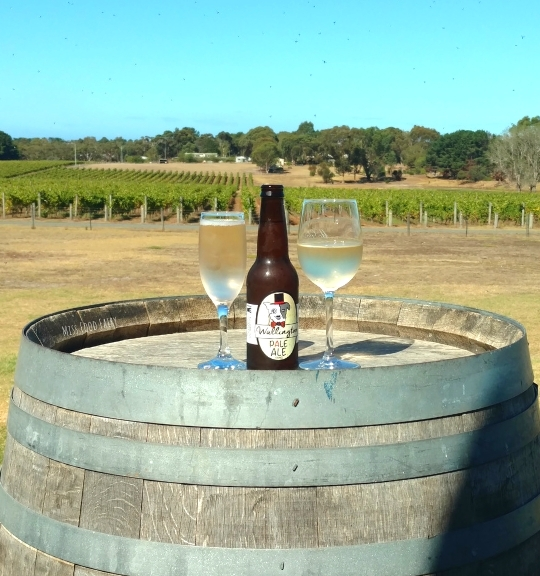 McGlashan's Winery | Miss Food Fairy